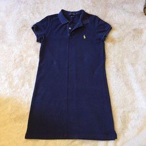 "POLO Ralph Lauren Women's ""The Mesh Mini"" dress"